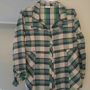 Columbia Women's Slide Rock Flannel Shirt